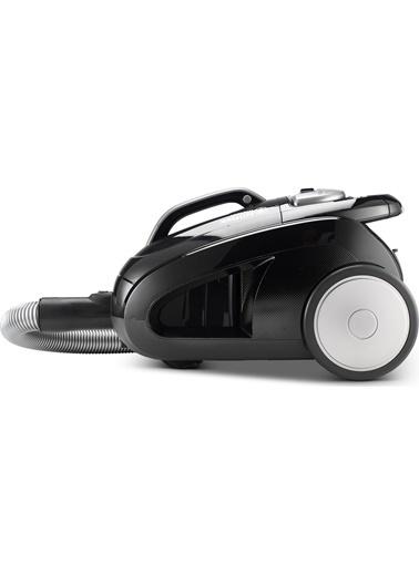 Nilfisk Nilfisk Meteor Deluxe 800W Torbasız Elektrikli Süpürge Siyah